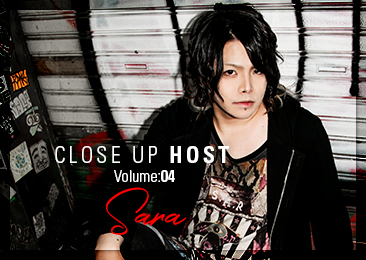 Close Up Host Vol.04  沙羅