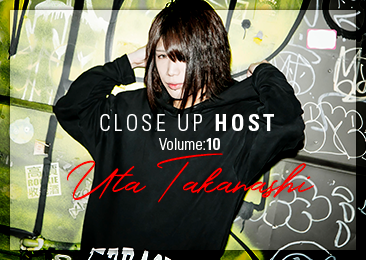 Close Up Host Vol.10 小鳥遊 詩