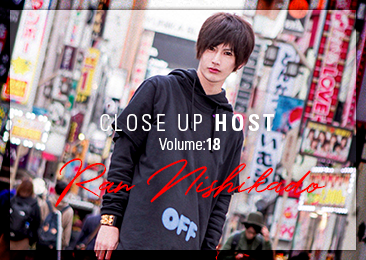 Close Up Host Vol.18 西門 蘭